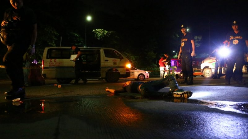 One year into the Philippines' war on drugs. Gary Lo of HK01