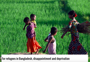 Repatriation not enough, by Oliver Slow and Thomas Kean of Frontier Myanmar