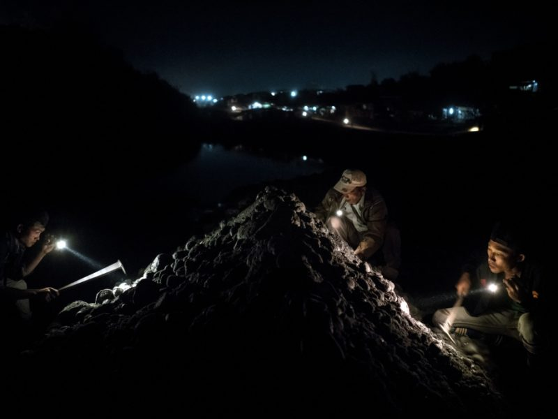 Merit: Jade Mining in Myanmar by Adam Dean, TIME magazine