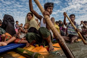 Winner, Photography – Features: Rohingya Crisis, by Tomas Munita of New York Times