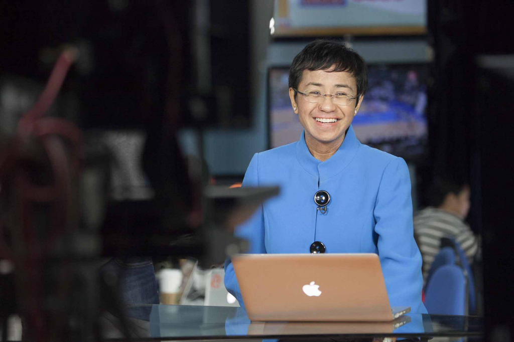 Maria Ressa, campaigning journalist and founder of Rappler, to be keynote speaker at Human Rights Press Awards