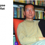 On the Eve of Freedom, A Glimpse Inside Liu Xia's Flat by Becky Davis of AFP