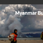 Myanmar Burning by Wa Lone, Kyaw Soe Oo and their colleagues of Reuters