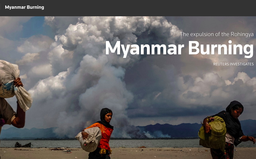 Myanmar Burning