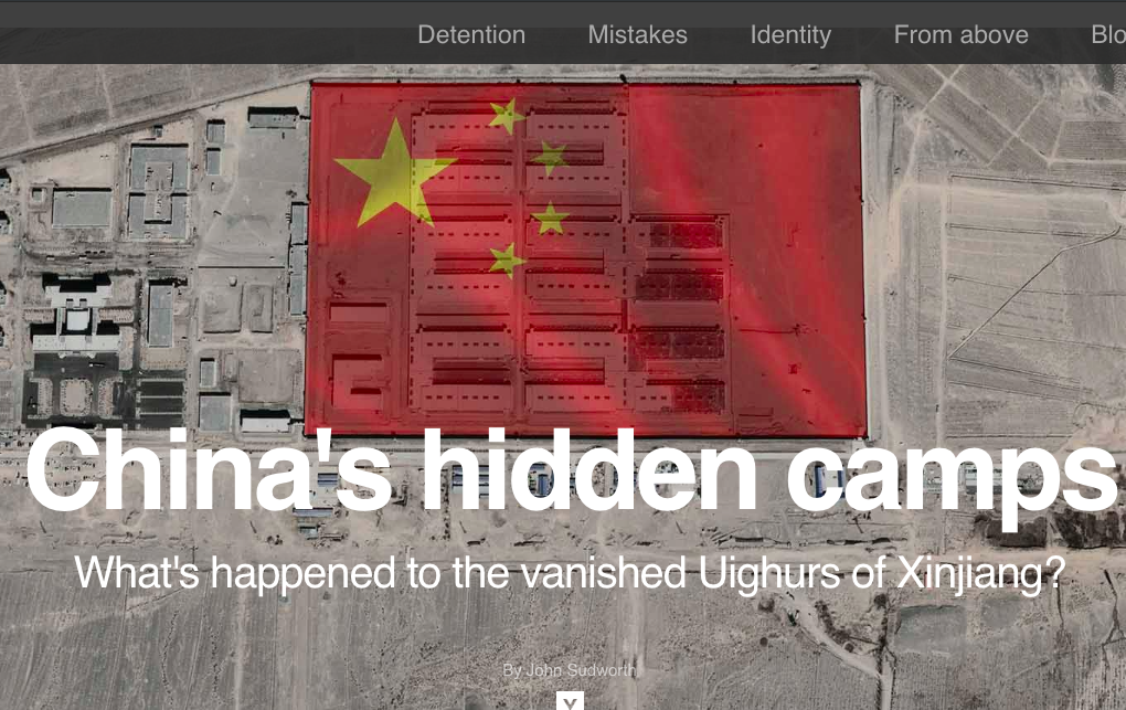 China's Hidden Camps